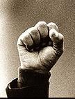 mandela fist